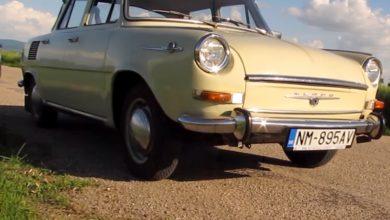 Photo of Škoda 1000MB – utazás a múltba