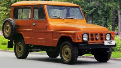 "Photo of Moszkvics 2150 – ős-""SUV"" prototípus"