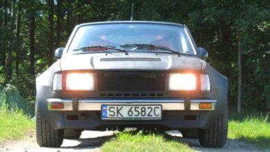 Skoda Rapid 3.0 V6
