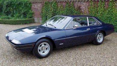 Photo of Ferrari 365 GT4 2+2