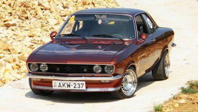 Photo of Opel Manta A GT/E, 1974-ből