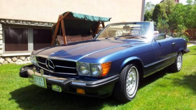 Photo of Mercedes-Benz W107 SL