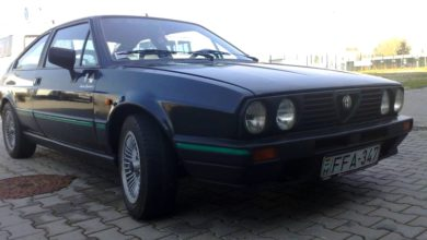 Photo of Alfa Romeo Sprint (Alfasud) QV (1983)