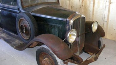 Photo of Renault Mona 4, 1931-ből
