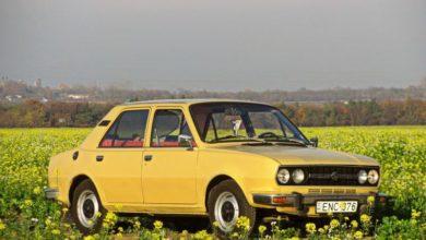 Photo of Cseh remek – Škoda 120L 1979-ből