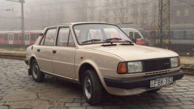 Photo of Kálmán – Skoda 120L (1989)