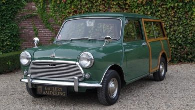 Austin Mini Countryman