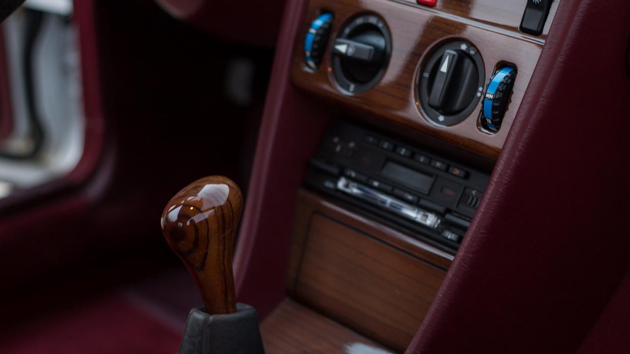 Mercedes-Benz C124 belső