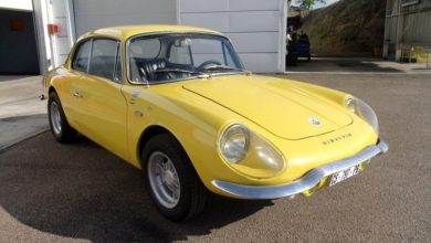 Photo of Renault Dinalpin A110 GT4