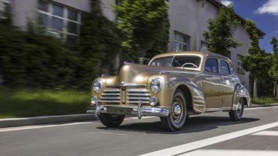 1948-as Superb OHV a Škoda múzeum legújabb gyöngyszeme
