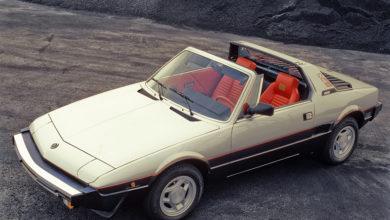 Photo of Apró olasz paripa – Fiat X1/9