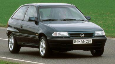 Photo of Opel Astra F gyári bemutató