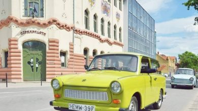 Photo of Trabant 601 kombi avagy Zöldike – olvasónk küldte