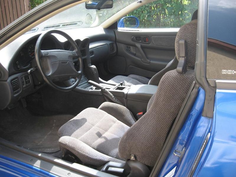 Dodge Stealth ES belső
