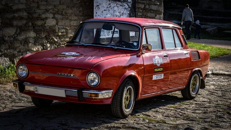 II.Budapest-Tata Rallye Historic
