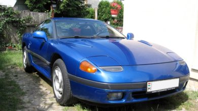 Dodge Stealth ES