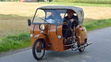 Photo of Simson Duo – különc tricikli