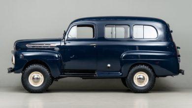 Photo of Az első Ford Ranger 1949-ből