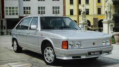 Photo of Tatra T613-4 Electronic – guruló iroda