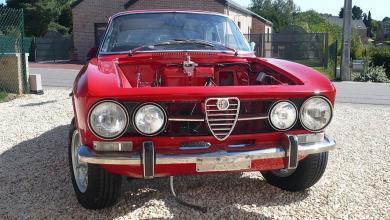Photo of 1971 Alfa Romeo 1750 GTV Bertone restaurálása – videó