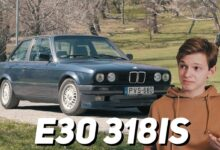 Photo of BMW E30 318is teszt – ezen még volt index!
