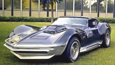 Photo of Chevrolet Corvette Manta Ray