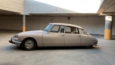 Photo of Citroen DS 1971 hidropneumatikus rendszere