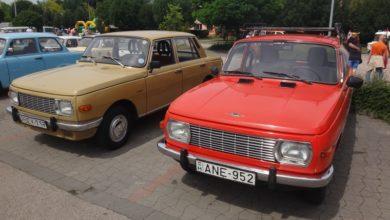 Photo of VI. Trabant – Wartburg találkozó Dunaújvárosban