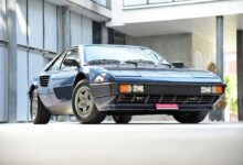 Photo of Ferrari Mondial Quattrovalvole