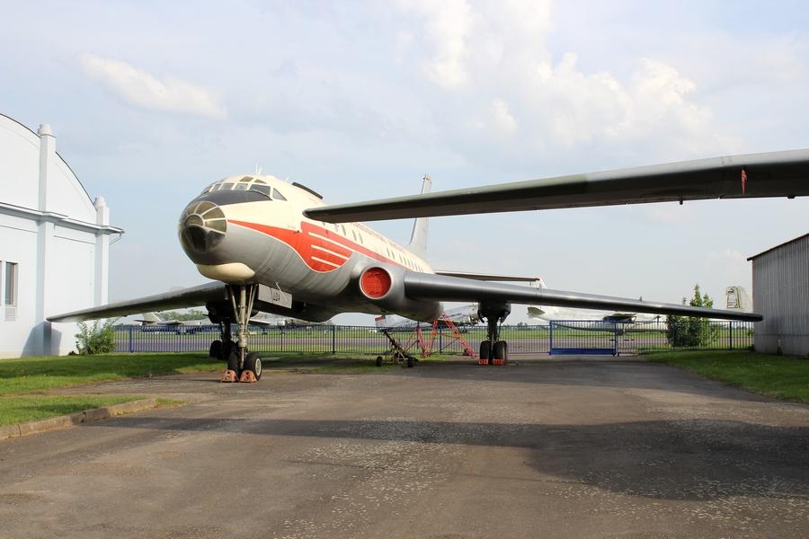 Cseh Légierő repülőmúzeum