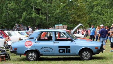 Photo of Dacia-kaland – 16. nap – Szolnok, Nosztalgia találkozó