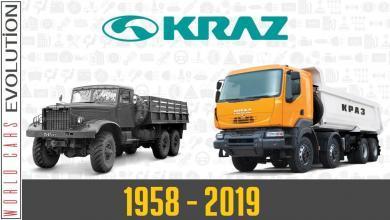 KRAZ EVOLUTION