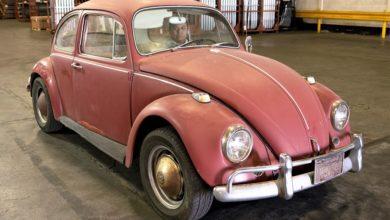 Photo of 1967-es Volkswagen Bogár restaurálása
