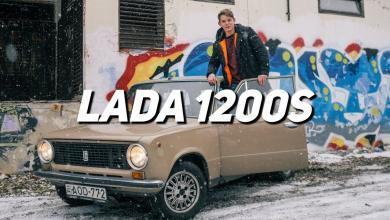 Photo of Lada 1200S teszt – Draskovics Andris bemutatja