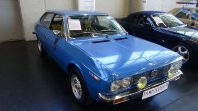 Photo of Lancia Beta HPE 1600 (1977)