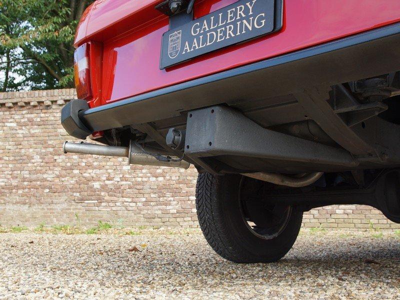 Land Rover Range Rover mk1 alváz