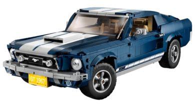 Photo of A Ford és a LEGO egy igazi klasszikussal jelentkezik