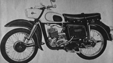 Photo of MZ ES-125 1967-ben