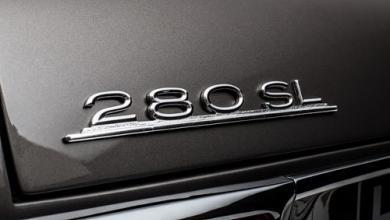 Mercedes-Benz 280 SL Pagoda