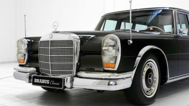 Photo of Mercedes-Benz 600 Pullman Brabus