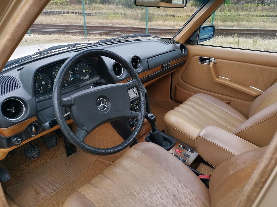 Mercedes Benz 123