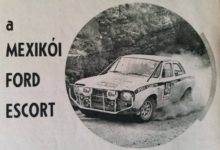 Photo of a Mexikói Ford Escort A-M 1970
