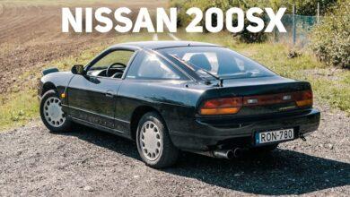 Nissan S13 200 SX