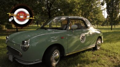 Photo of Nissan Figaro Előzetes – videó