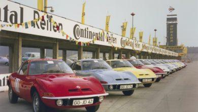 Photo of 50 éves az Opel GT
