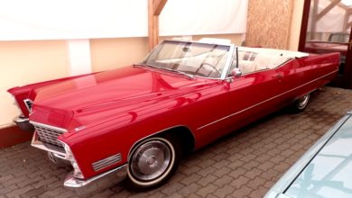 Photo of Cadillac DeVille Convertible