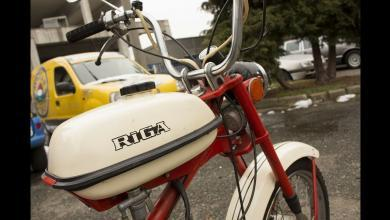 Riga Moped