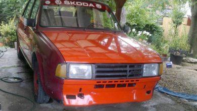 Photo of Skoda 120 L Nagyváradról