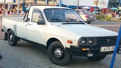 Photo of Dacia 1304 pickup