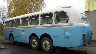 Photo of TATRA 500 Busz restaurálása 6 percben – videó